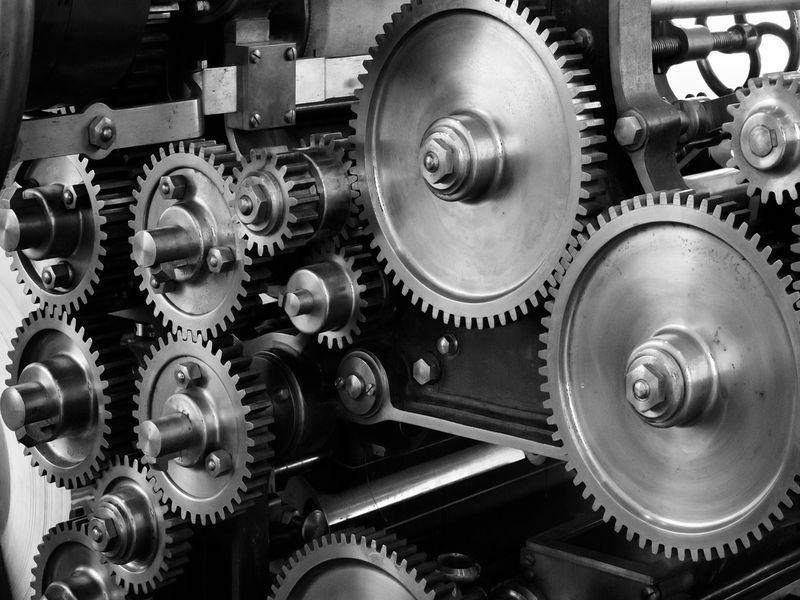 Budowanie maszyn i zarobki