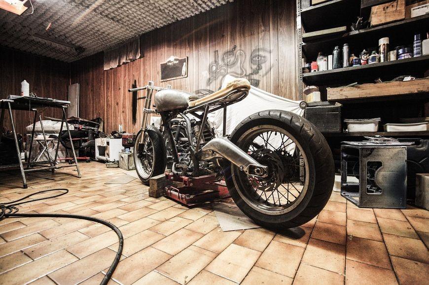 Doskonały garaż blaszany