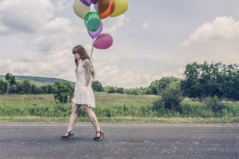 Tanie balony z helem